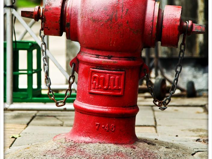 Hidrantes Tailandia
